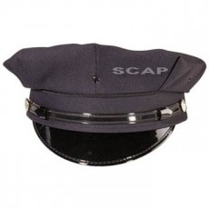 Rothco 8 Point Police/Security Cap
