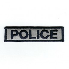 Police Patch / Police 패치 (소형)