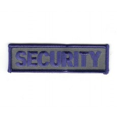 [Rothco] Security Branch Tape Patch / 1505 / 로스코 시큐리티 패치