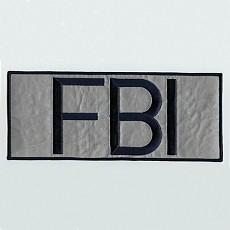 FBI Patch / FBI 패치 (대형)