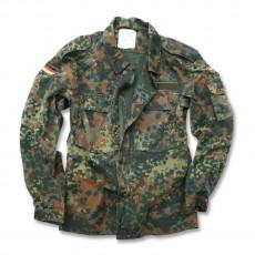 German Flecktarn Camo Shirt