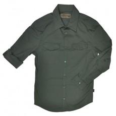 [Hazard 4] Civilian Lab Colonial Shirt / 해저드 4 시빌리언 랩 콜로니얼 셔츠