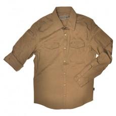 [Hazard 4] Colonial Patch Shirt / 해저드 4 콜로니얼 패치 셔츠