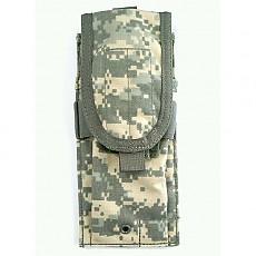 [Blackhawk] S.T.R.I.K.E. M4 Pistol Pouch w/Light / 블랙호크 M4 권총(라이트 부착형) 파우치 (MOLLE 버전 - ARPAT) (국내배송)