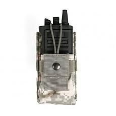 [Blackhawk] S.T.R.I.K.E. Small Radio/GPS Pouch / 블랙호크 소형 무전기/GPS 파우치 (MOLLE 버전 - ARPAT) (국내배송)