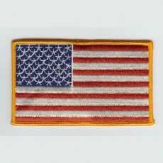 [Best Emblem & Insignia] US Flag Patch (Full Color - 5x3) / 성조기 패치