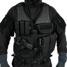 BLACKHAWK Omega Elite Cross Draw/Pistol Mag Vest