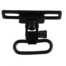 [Harris Bipod] Bipod Adapter Stud Swivel AR-15 Black / #5