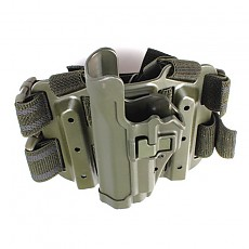 [Blackhawk] SERPA Level 2 Tactical Holster (Olive Drab - Sig 220/225/226/228/229 - 좌수용)