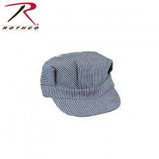 [Rothco] Hickory Stripe Engineer Cap / 5448 / [로스코] 엔지니어 캡