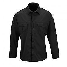 [Propper] Men's Kinetic Shirt - Long Sleeve / F5371 / [프로퍼] 키네틱 긴팔 셔츠 (남성용)