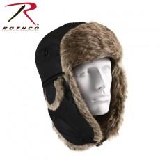 [Rothco] Fur Flyer's Hat / [로스코] 비행사 털모자