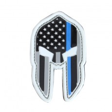 [Condor] Spartan Helmet PVC Patch / 181012 / [콘돌] 스파르탄 헬멧 PVC 패치