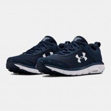 [Under Armour] UA Charged Assert 8 / 3021952-401 / [언더아머] UA 차지드 어썰트 8 어서트 (Academy / White)