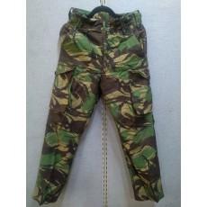 British Army 85 Pattern Woodland DPM Combat Trousers / 영국군 85패턴 우드랜드 DPM 컴뱃 바지 (A급)(76/80/96)
