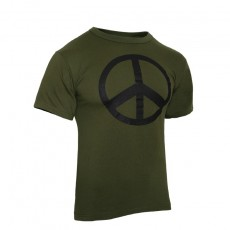 [Rothco] Peace T-shirt / [로스코] 피스 티셔츠