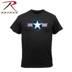 [Rothco] Vintage Army Air Corps T-Shirt / [로스코] 빈티지 아미 에어 코프스 티셔츠