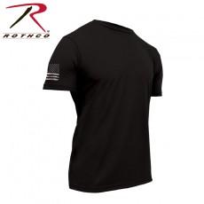 [Rothco] Tactical Athletic Fit T-Shirt / [로스코] 택티컬 애슬레틱 핏 티셔츠