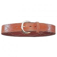 [Bianchi] Reversible Fancy Stitched Belt, 1.75 Inch / B9 / [비앙키] 리버서블 팬시 스티치드 벨트, 1.75인치