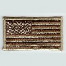 [Best Emblem & Insignia] US FLAG Patch (Desert) / 성조기 패치