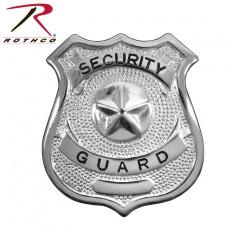 [Rothco] Security Guard Badge / 로스코 시큐리티 가드 배지