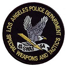 LAPD(SWAT Team/Eagle) Patch / LAPD SWAT Team 패치