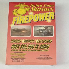 United States Marines FIREPOWER