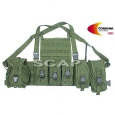 Modular Operation Duty (M.O.D.) Tactical Vest(OD)