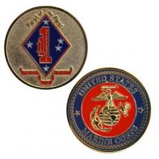 [Vanguard] Coin: Marine Corps 1st Battalion 1st Marines