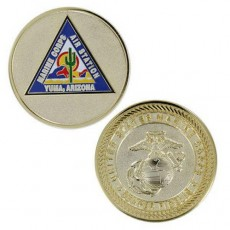 [Vanguard] Marine Corps Coin: Marine Corps Air Station Yuma, Arizona