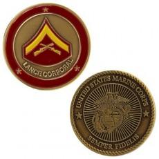 [Vanguard] Marine Corps Coin: Lance Corporal