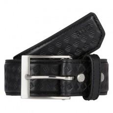 [5.11 Tactical] 1.5 Inch Basketweave Leather Belt / 59503 / [5.11 택티컬] 1.5인치 바스켓위브 가죽 벨트