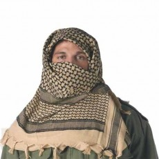 [Rothco] Shemagh Tactical Desert Scarf / 8537 / 로스코 쉬마그 택티컬 데저트 스카프