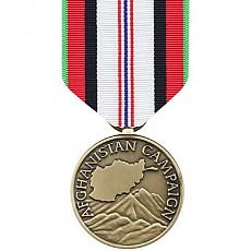 [Vanguard] Full Size Medal: Afghanistan Campaign / 6609295 / 아프가니스탄 종군 메달