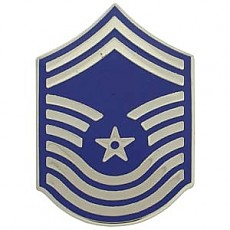 Air Force Rank (Old Style) Chief Master Sergeant