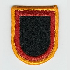 [Best Emblem & Insignia] 2-321 Field Artillery Regiment Airborne Flash / 미육군 321공수야전포병연대 2대대 플래시