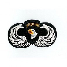 [Best Emblem & Insignia] 101st Airborne Wings Patch / 101 공수 사단 윙 패치