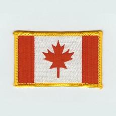 [Best Emblem & Insignia] Canada Flag Patch / 캐나다 국기 패치