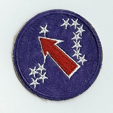 US Army Patch: U.S. Army Pacific: Western Command - color / 미육군 태평양사령부 패치