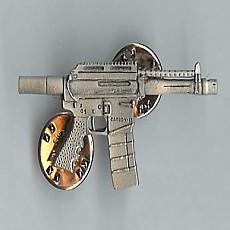 Full-Size Pewter Pin - C15P