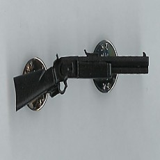 Full-Size Pewter Pin - Winchester