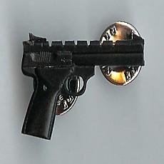 Full-Size Pewter Pin - BM
