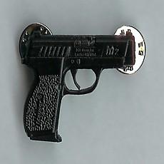 Full-Size Pewter Pin - SIG M2