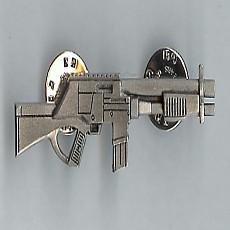 Full-Size Pewter Pin - XF