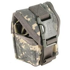 [Blackhawk] S.T.R.I.K.E. Single Frag Grenade Pouch / [블랙호크] 싱글 수류탄 파우치 (MOLLE 버전 - ARPAT)(국내배송)