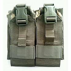 [Blackhawk] S.T.R.I.K.E. Double M4/M16 Upside Down Mag Pouch / 블랙호크 더블 M4/M16 탄창 파우치 (MOLLE  버전 - ARPAT) (국내배송)