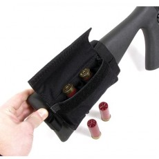 Blackhawk Buttstock Shotgun Shell Pouch