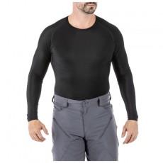 [5.11 Tactical] Tight Crew Shirt - Long Sleeve / 40006 / [5.11 택티컬] 타이트 크류 셔츠 - 긴팔   COMPRESSION 핏