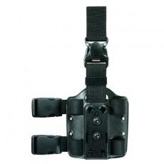 [Safariland] Model 6005-6 Double Strap Leg Shroud - Quick Release / [사파리랜드] 더블 스트랩 레그 슈라우드 - 퀵 릴리즈