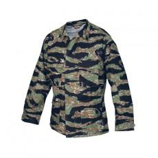 [Tru-Spec] BDU COAT (Original Vietnam Tiger Stripe) / 1590 / [트루스펙] BDU 전투복 상의